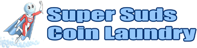 super suds coin laundry logo